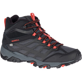 Merrell Moab FST Ice+ Thermo Shoes Men Black/Fire